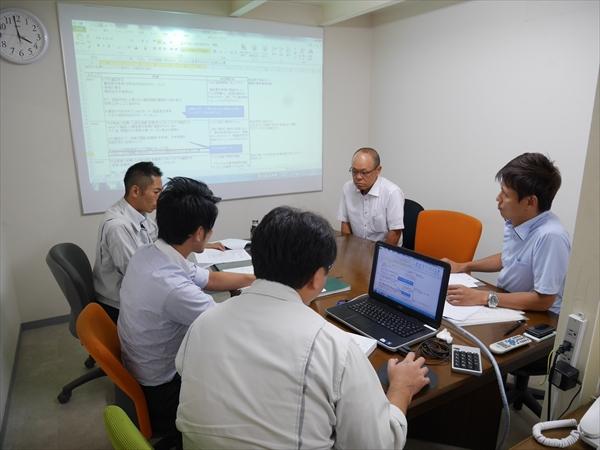 2016/8/16 第1回 ISO勉強会を開催いたしました。