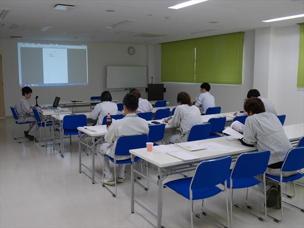 2018/5/8 業務課勉強会