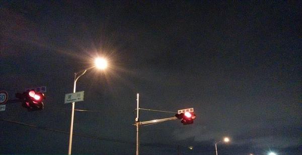 「国道1号他道路照明施設維持補修工事」の竣工を迎えて