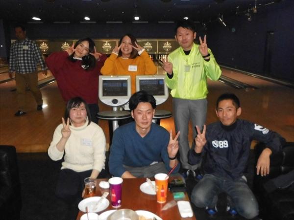 2019 新春ボーリング大会(大阪電業協会青年部会主催)