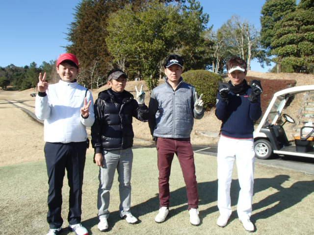 2019/3/9 営業メンバーでゴルフへ行ってきました。