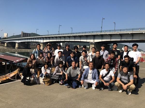2019/5/25~26 社員旅行で岐阜県に行ってきました!!その①
