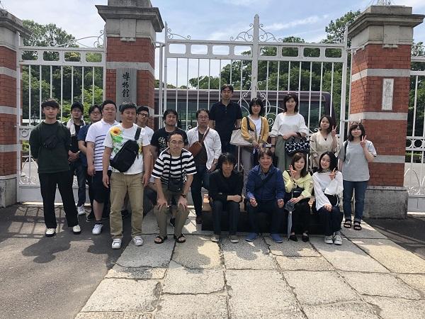 2019/5/25~26 社員旅行in明治村(観光組)
