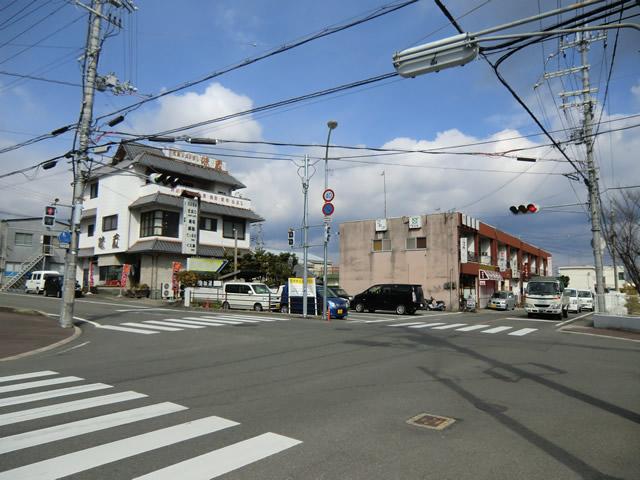 都市計画道路 堺松原線 舗装道新設工事(天美西工区その1)に伴う信号移設工事